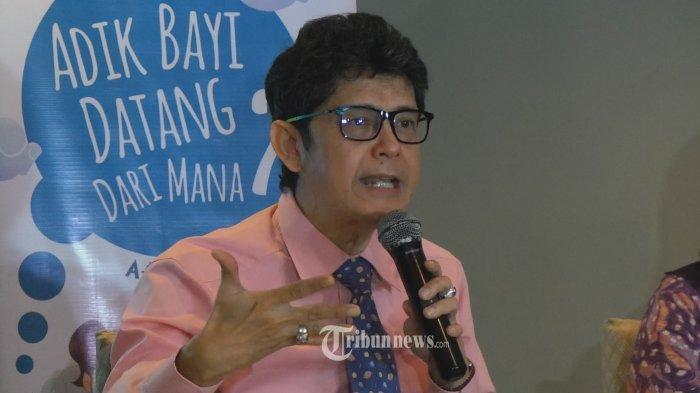 Main Web Series, Dokter Boyke Akui Capek Berakting Nangis