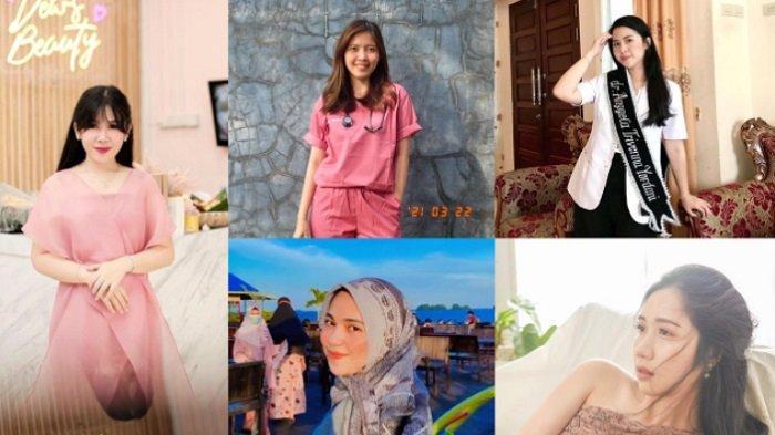 Aksi Lima Dokter Cantik Asal Kalimantan Galang Dana untuk NTT