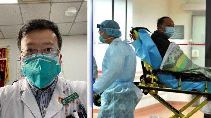 Dokter Yang Pertama Kali Umumkan Munculnya Wabah Virus Corona Dinyatakan Meninggal Dunia Tribunnews Com Mobile