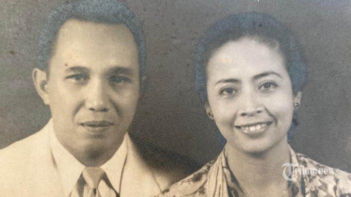 Foto lama Sulianti Saroso bersama suami yang direproduksi pada Rabu (3/6/2020). Sulianti lahir pada 10 Mei 1917 di Karangasem, Bali, dan meninggal dunia pada 29 April 1991. Namanya kemudian diabadikan menjadi nama sebuah rumah sakit. Yaitu, Rumah Sakit Penyakit Infeksi Prof. Dr. Sulianti Saroso. TRIBUNNEWS/HO/DOKUMENTASI KELUARGA