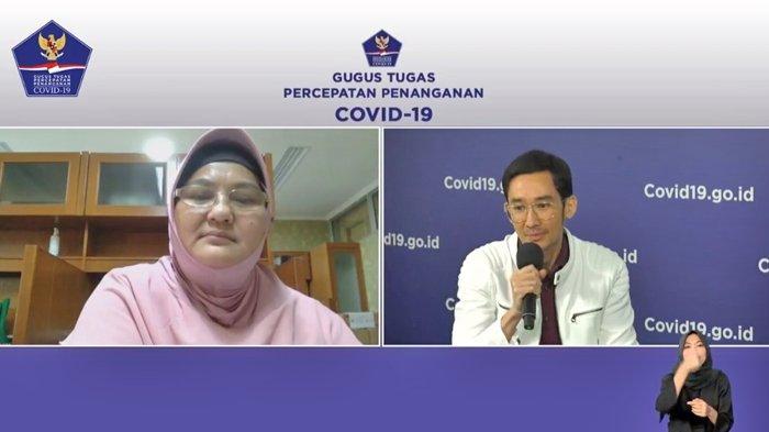 Dokter Spesialis Paru Rumah Sakit Umum Pusat (RSUP) Persahabatan, dr Erlina Burhan