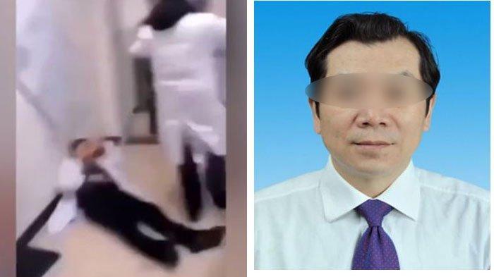 Dokter tewas saat tangani pasien virus corona.
