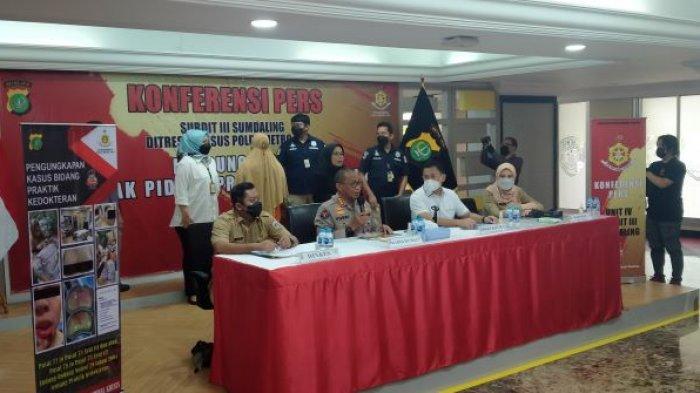 Selain Jakarta, Pasien Dokter Kecantikan Gadungan di Ciracas Berasal dari Bandung Hingga Aceh