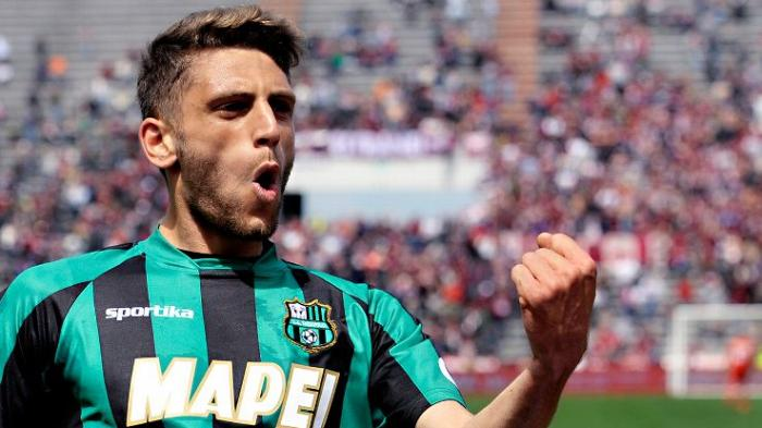 Hasl Liga Italia - Dramatis Imbangi Torino, Sassuolo Gagal Salip AC Milan di Tengah Kabut Tebal