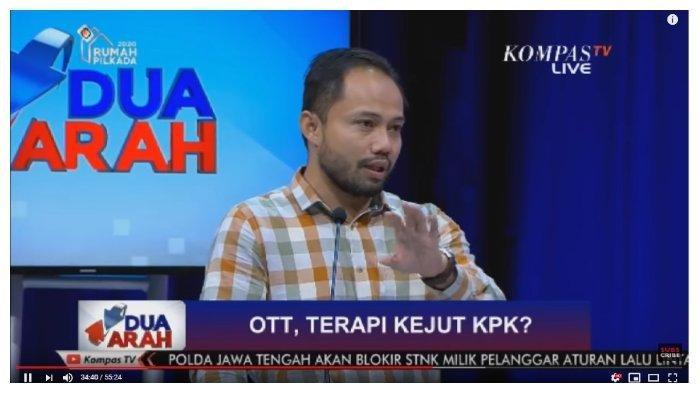 Donal Fariz dalam channel YouTube Kompas TV, Senin (13/1/2020).