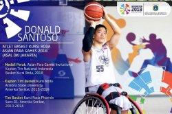 Timnas Wheelchair Putra Indonesia Peringkat 10 Asia