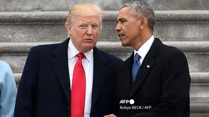 Obama Salahkan Trump dan Partai Republik Terkait Kerusuhan di Gedung Capitol AS