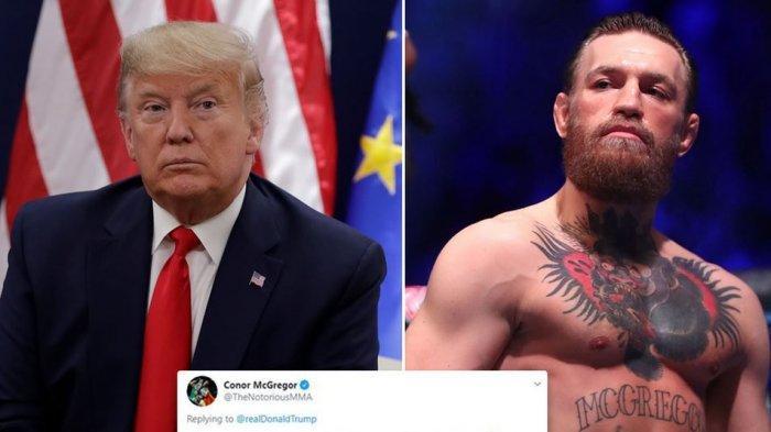 7 Seleb Dunia Pendukung Donald Trump di Pemilu AS 2020, Mertua Justin Bieber hingga Conor McGregor