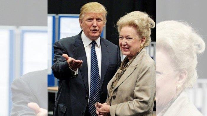 Rekaman Suara Kakak Donald Trump Bocor, Maryanne Trump Barry Sebut Adiknya Kejam dan Tak Berprinsip