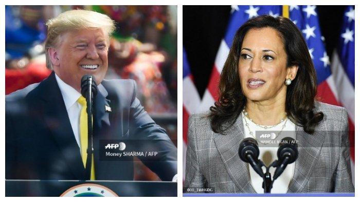 Donald Trump Ejek Kamala Harris, Anggap Putrinya, Ivanka Trump, Lebih Baik