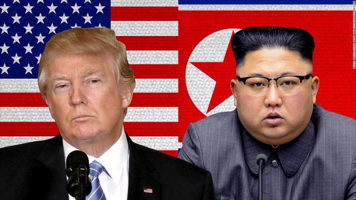 Trump Batalkan Pertemuan Dengan Kim Jong Un, Ada Apa?