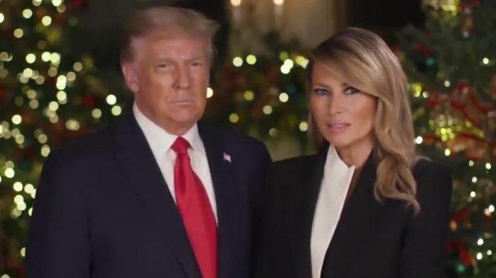 Dulu Remehkan Covid-19, Donald Trump dan Melania Diam-diam Minta Divaksin Covid-19 Sebelum Lengser