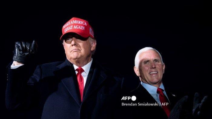 Pasca Rusuh Capitol, Donald Trump Sebut Upaya Pemakzulan Dirinya Berbahaya Bagi AS