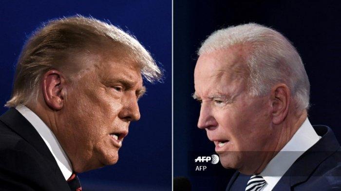 Pemilu AS 2020: Donald Trump dan Joe Biden Berseteru atas Topik Debat Terakhir