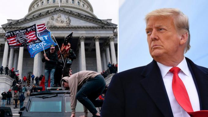 Donald Trump Bicara soal Pencalonan Diri di Pilpres AS 2024: Saya Lihat Hasil Jajak Pendapat Bagus