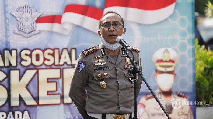 Polisi Siapkan Rekayasa Lalu Lintas Hadapi Libur Natal dan Tahun Baru 2021