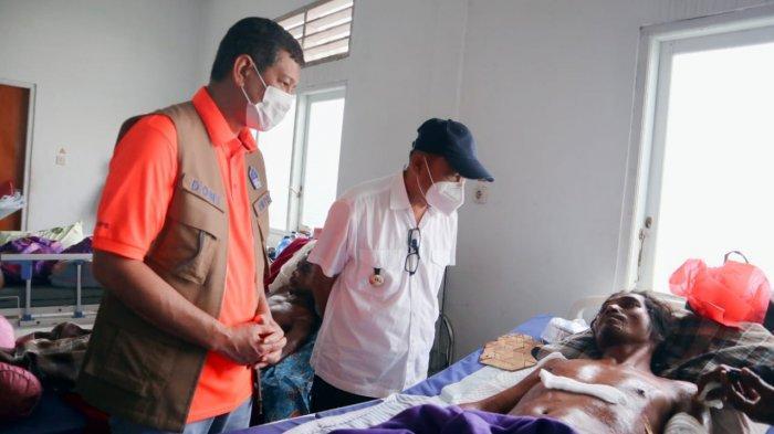 Potret Kepala BNPB Doni Monardo Tinjau Bencana Banjir Bandang NTT
