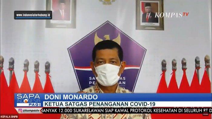Doni Monardo Targetkan Perayaan 17 Agustus 2021 Indonesia Bisa Bebas Covid-19