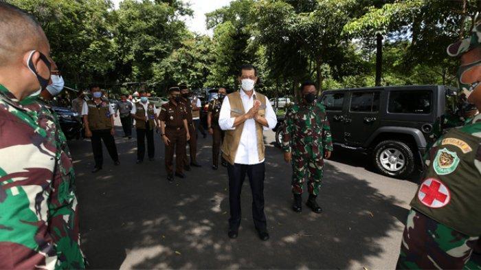 Doni Monardo Apresiasi Kodam III/Siliwangi Izinkan Fasilitas TNI untuk Isolasi Mandiri Pasien Corona