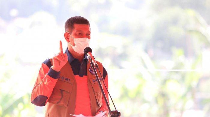 Doni Monardo Ingin Belajar Hadapi Tsunami dari Kearifan Lokal di Simeulue Aceh