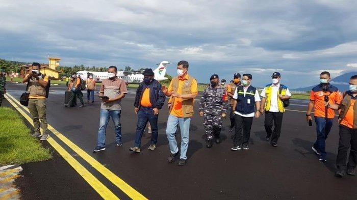 BNPB: 11 Daerah Terdampak Badai Siklon Tropis Seroja