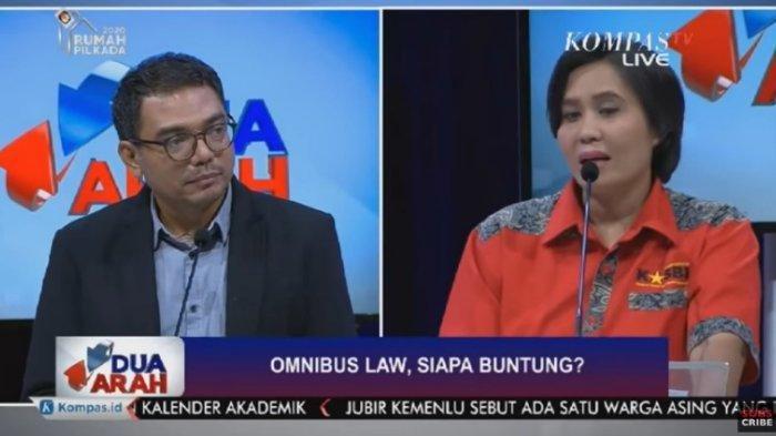 Tanggapi Kritik soal Omnibus Law, Istana: Belum Pernah Ada RUU Menimbulkan Gairah Publik yang Hebat