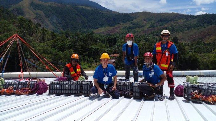 Pembukaan dan Penutupan PON Papua Bakal Dimeriahkan Pertunjukkan Kembang Api Spektakuler