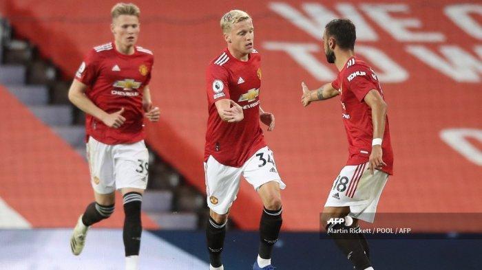 Potensi Donny van de Beek Menjelma sebagai Thomas Muller Versi Manchester United