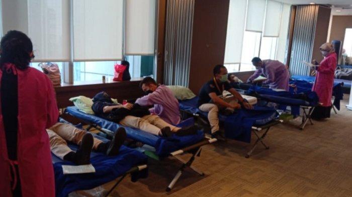 Upaya Bantu PMI Antisipasi Keterbatasan Pasokan Darah di Masa Pandemi