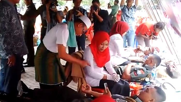 PMI Kota Bandung Buka 24 Jam Antisipasi Kekurangan Stok Darah