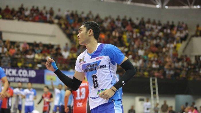 Mengenal Dony Haryono, Atlet Voli Indonesia yang Hijrah Berkompetisi di Bahrain