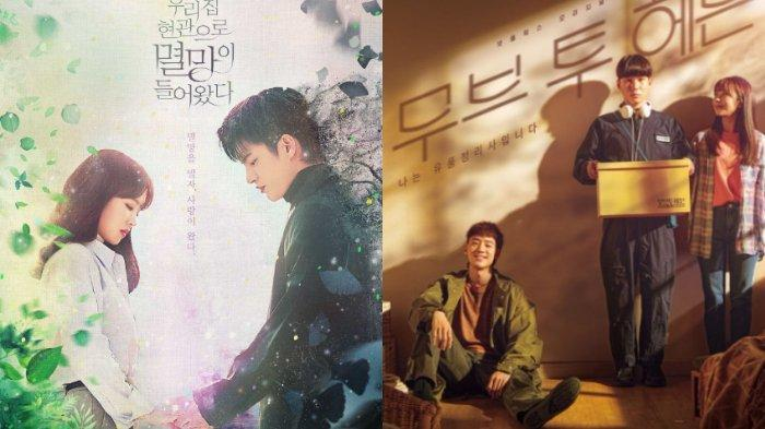 Link Nonton 10 Drama Korea Sedang Tayang, Ada Mouse yang akan Tamat hingga Doom at Your Service