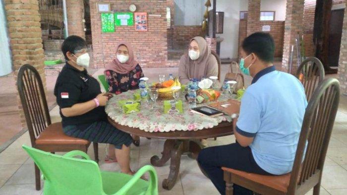 Doris Sundari: Atlet Dance Sport Kabupaten Bogor Gelar Latihan di Saung Wira