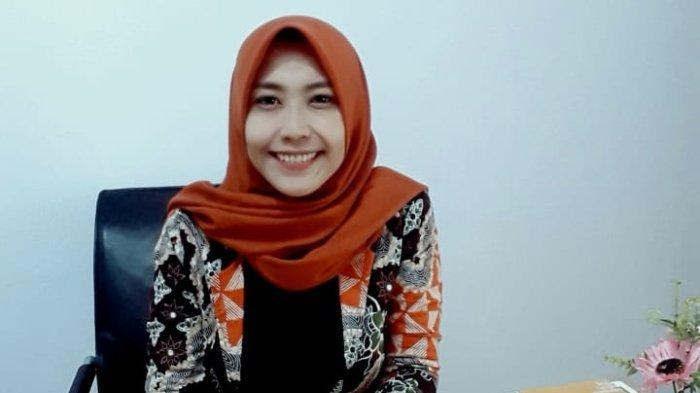 Dosen Fakultas Adab dan Bahasa Institut Agama Islam Negeri (IAIN) Surakarta, Arina Rohmatika.