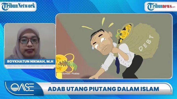 Dosen Fakultas Syariah UIN Raden Mas Said Surakarta, Roykhatun Nikmah, M.H ddsa