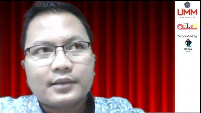 Dosen Prodi Pendidikan Bahasa Inggris ,Teguh Hadi Saputro, M A