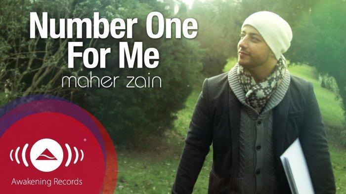 Chord Gitar dan Lirik Lagu Number One For Me - Maher Zain, Paling Mudah Dimainkan