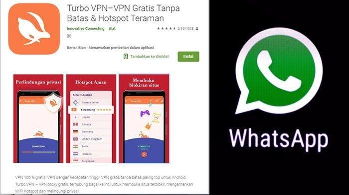 Download Gratis Daftar 7 Aplikasi Vpn Terbaik Solusi Whatsapp Error Dan Instagram Down Tribunnews Com Mobile