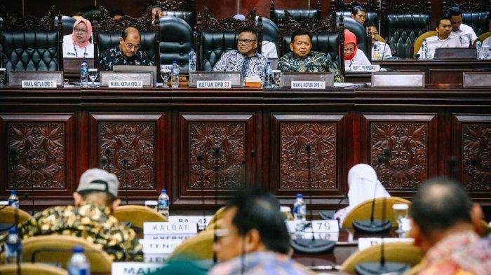 Di Penghujung Masa Jabatan, DPD RI Tetap Komitmen Perjuangkan Daerah
