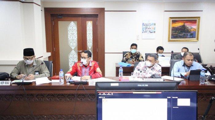 DPD RI dan 8 Provinsi Kepulauan Sepakat Dorong Pengesahan RUU Daerah Kepulauan
