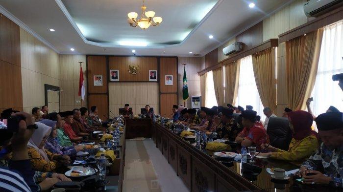 Waka DPD RI Berharap Mampu Lakukan Percepatan Program Pembangunan Bengkulu