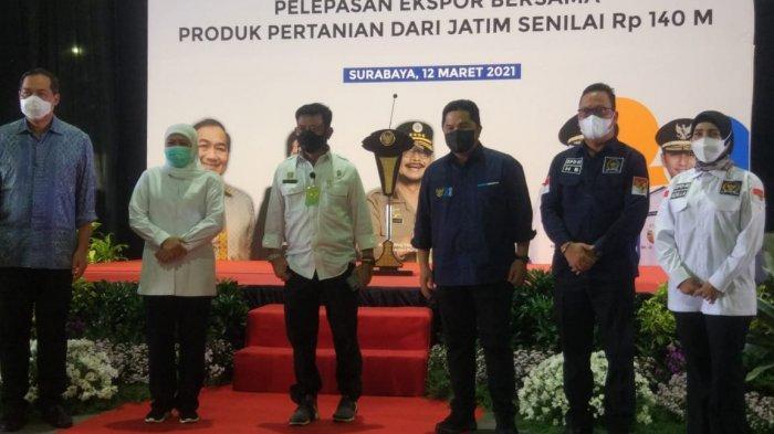 Komite II Apresiasi Ekspor Produk Pertanian Asal Jawa Timur Senilai 140 Miliar