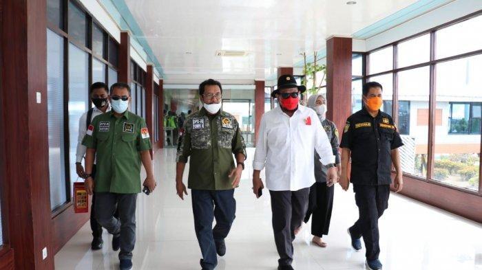 Ketua DPD RI Berharap Jaringan Internet Bisa Jangkau Desa-Desa di Papua
