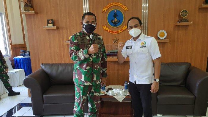 Ketua Komite I DPD RI Fachrul Razi: Sudah Saatnya Komando Daerah Maritim Ada di NTT