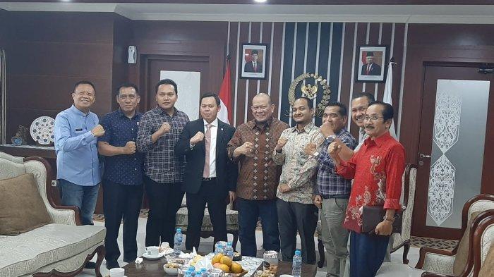 Sultan: DPD RI Akan Berjuang Keras Demi Terbentuknya Kabupaten Lembak