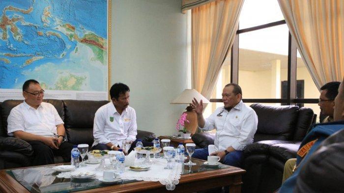 Perluasan Hang Nadim, LaNyalla Ingatkan Agar Libatkan Pengusaha Lokal