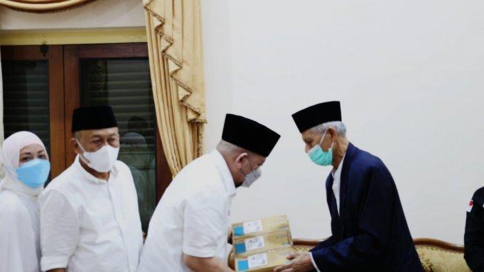 Ketua DPD RI Ajak Universitas Darussalam Gontor Gelar Seminar Amandemen Konstitusi