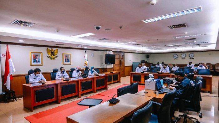 Dewan Perwakilan Daerah (DPD) RI Mendapatkan Opini WTP ke-15 kalinya Berturut-Turut