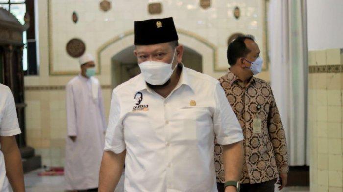 Dukung Peningkatan PDRB Jatim, Ketua DPD RI Imbau Warga Gresik Manfaatkan Perda UMKM