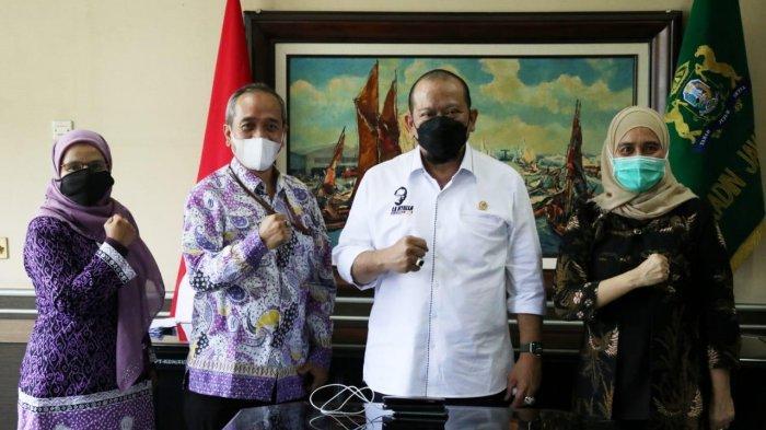Bertemu Ketua DPD RI, Himpunan Psikolog Indonesia Harap RUU Praktik Psikologi Segera Disahkan